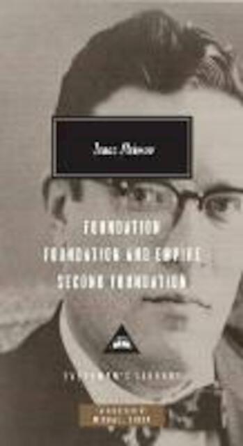asimov foundation trilogy