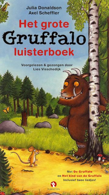 Het grote Gruffalo luisterboek - Julia Donaldson, Axel Scheffler