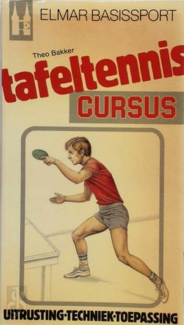 Tafeltennis cursus - Piet Bakker