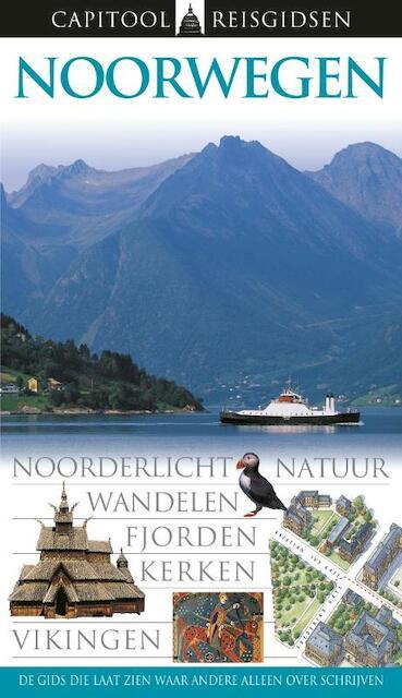 Noorwegen - Snorre Evensberget