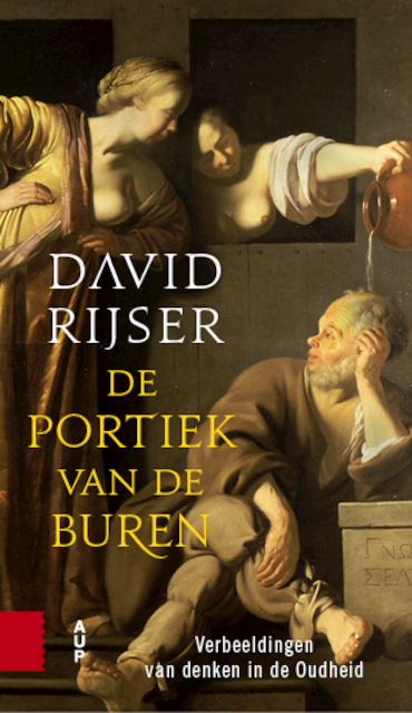 Het portiek van de buren - David Rijser