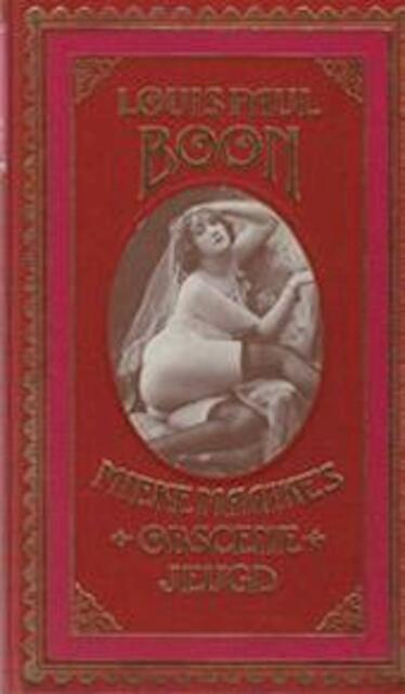 Mieke Maaike's obscene jeugd - Louis Paul Boon
