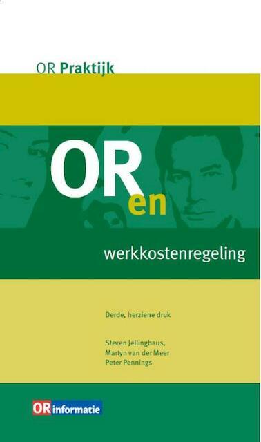 OR en fusies - Steven Jellinghaus, S.F.H. Jellinghaus, Martyn van der Meer, Peter Pennings