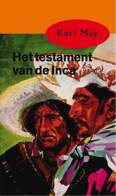 Het testament van de Inca - Karl May