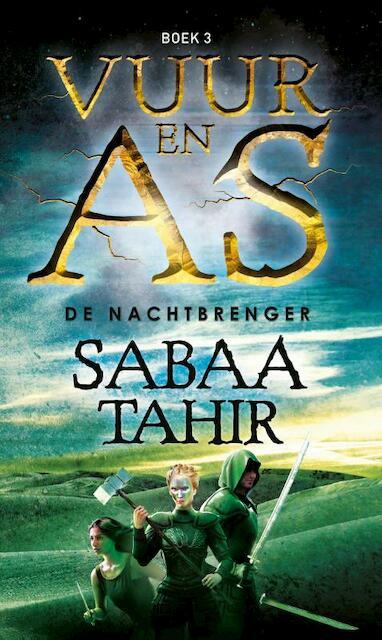 De Nachtbrenger - Sabaa Tahir