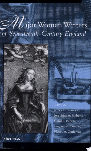 English Literature's Reflection of 17th Century Society