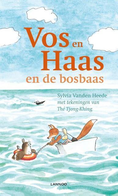 Vos en haas - Sylvia Vanden Heede, Sylvia Vanden Heede