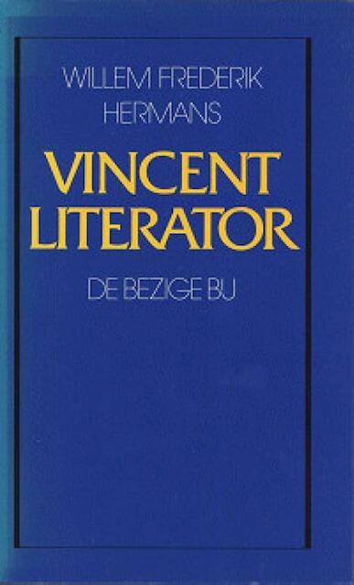 Vincent literator - Willem Frederik Hermans