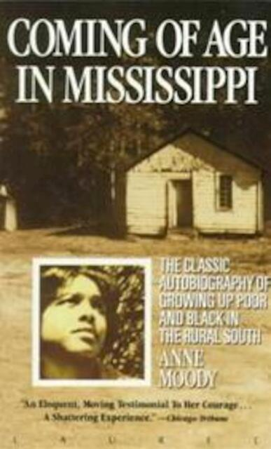 anne moody coming to mississippi Coming of age in mississippi audiobook, by anne moody born to a poor couple who were tenant farmers on a plantation in mississippi, anne moody lived through some of the most dangerous days of the pre-civil rights era in the south.