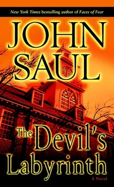 The Devil's Labyrinth - John Saul