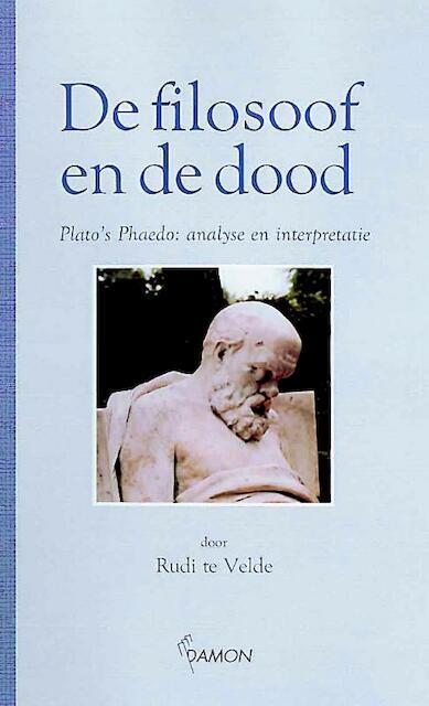De filosoof en de dood - Rudi te Velde, Rudi te Velde
