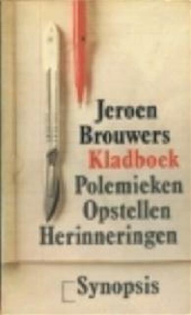 Kladboek - Jeroen Brouwers
