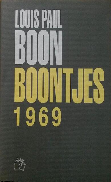 Boontjes 1969 - Louis Paul Boon