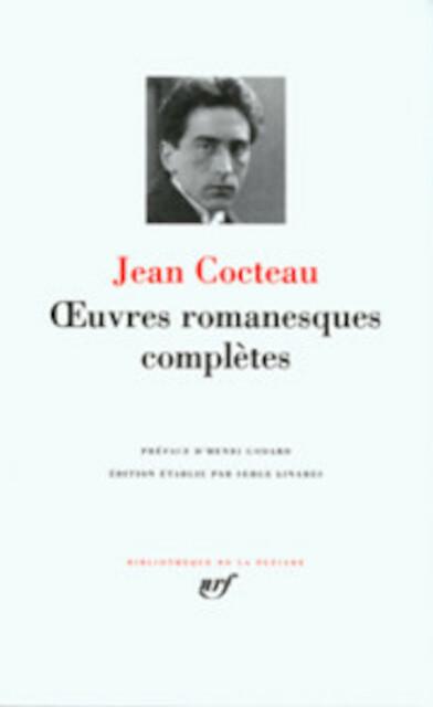Jean Cocteau - Jean Cocteau, Henri Godard, Serge Linares