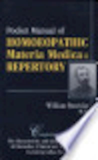 Pocket Manual of Homoeopathic Materia Medica & Repertory - William Boericke