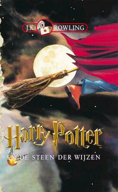 Harry Potter en de steen der wijzen [audioboek] - J.K. Rowling