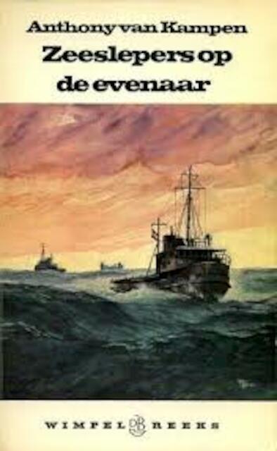 Zeeslepers op de evenaar - Kampen