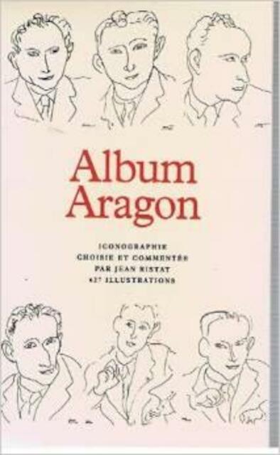 Album Aragon - Jean Ristat