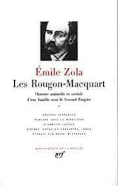 Les Rougon-Macquart - Tome V - Emile Zola