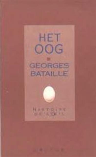 Het oog - Georges Bataille