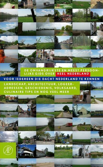 Heel Nederland set 2 delen - Rik Zaal