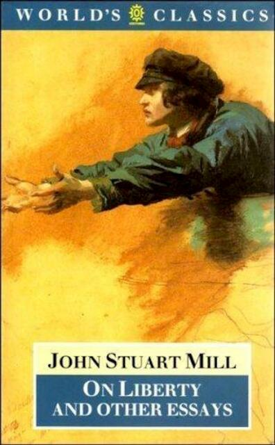 essays on liberty john stuart mill John stuart mill on liberty it was pointed out early in this essay that the liberty of the individual in things which wherein the individual is alone concerned.