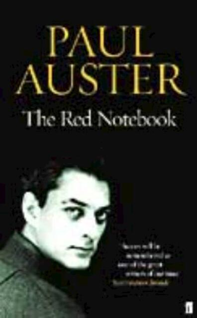 the red notebook and other writings Bloggat om the red notebook övrig information paul auster is the best-selling author of invisible, moon palace, mr vertigo, the brooklyn follies, the book of illusions and the new york trilogy, among many other works.