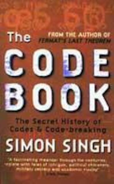 Code Book - Simon Singh