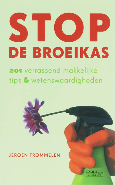 Stop de broeikas - J. Trommelen