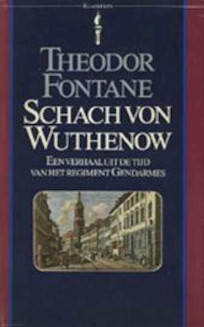 Schach von wuthenow - Theodor Fontane