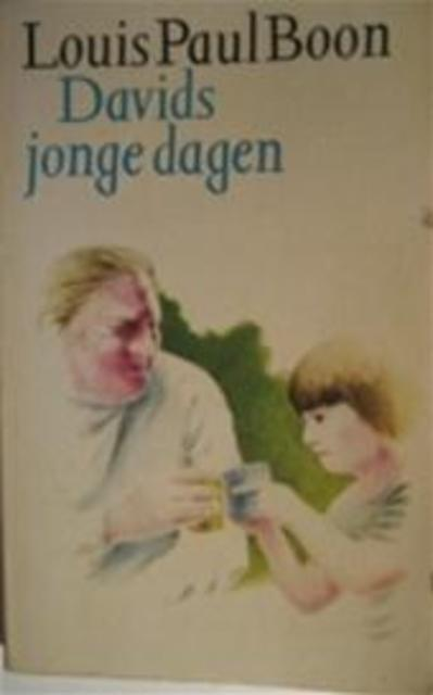 Davids jonge dagen - Louis Paul Boon