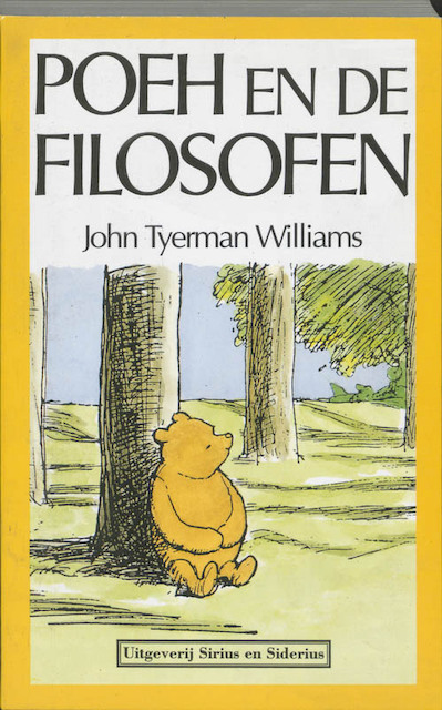 Poeh en de Filosofen - J. Tyerman Williams