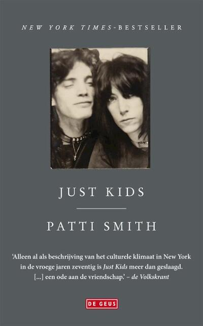 "just kids by patti smith Patti smith never interrogates the almighty rather, she treasures the gift, the man  she calls ""the most beautiful work of art,"" and continues to."