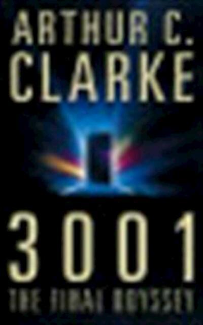 3001 - Arthur C Clarke
