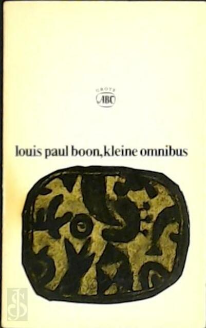 Kleine omnibus - Louis Paul Boon