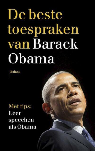 Een wereld voor onze kinderen - Barack Obama