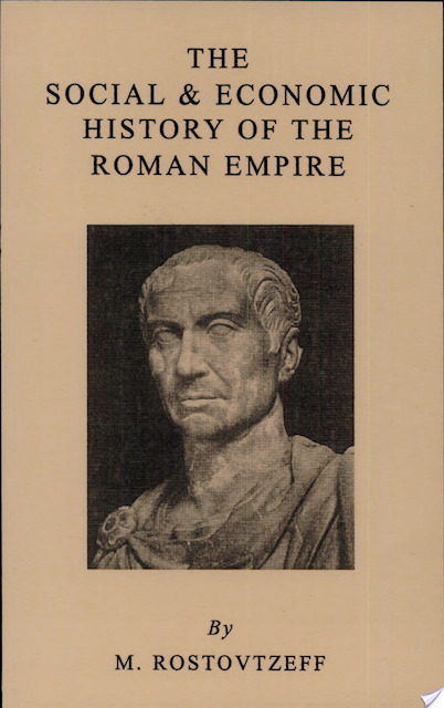 the social and economic history of the roman empire pdf