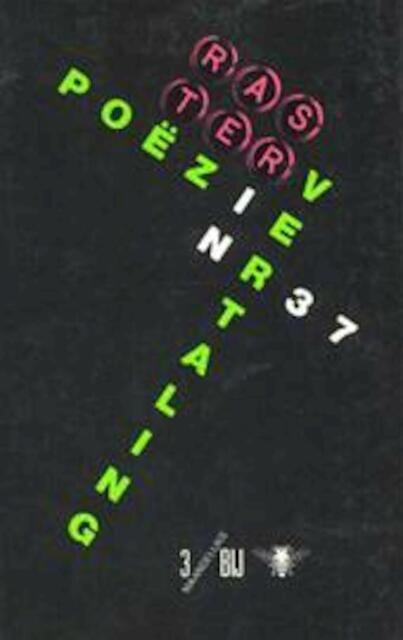 Raster. 37 (1986) - Lucebert, Charles Tomlinson, E.a.