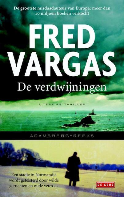 De verdwijningen - Fred Vargas