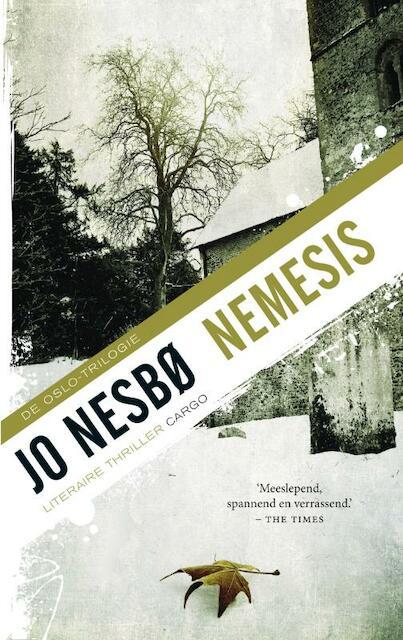 Nemesis - Jo Nesbø