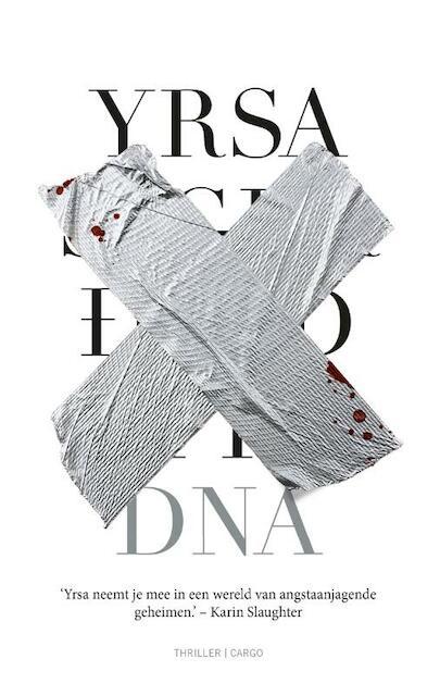 DNA - Yrsa Sigurdardottir