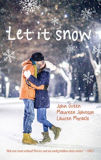 Let it snow - filmeditie - John Green