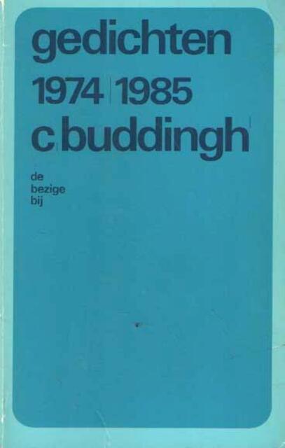 Gedichten, 1974-1985 - C. Buddingh'