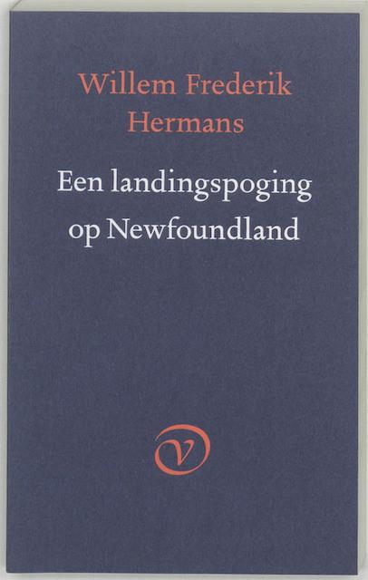 Een landingspoging op Newfoundland - Willem Frederik Hermans