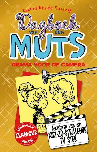 Dagboek van een muts 7 - Drama voor de camera - Rachel Renée Russell
