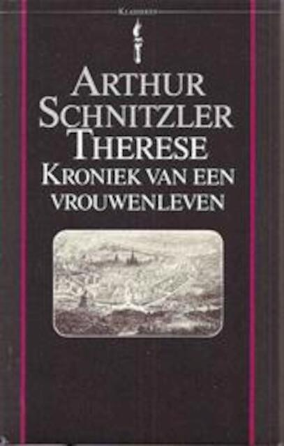 Therese - Arthur Schnitzler
