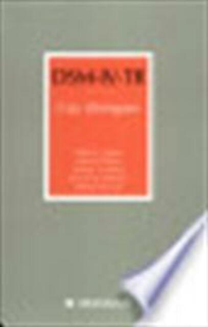 DSM IV TR Unknown (ISBN 9782294018183) De Slegte