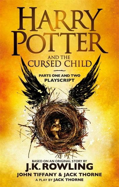 Harry Potter and the Cursed Child - Parts One and Two -
