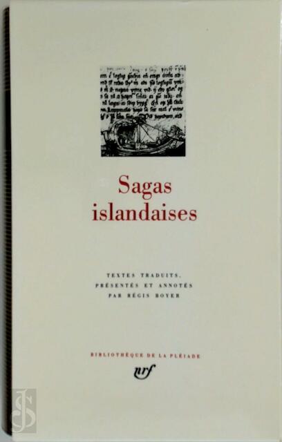 Sagas islandaises -