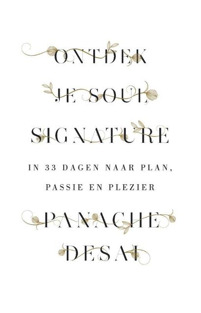 Ontdek je Soul Signature - Panache Desai